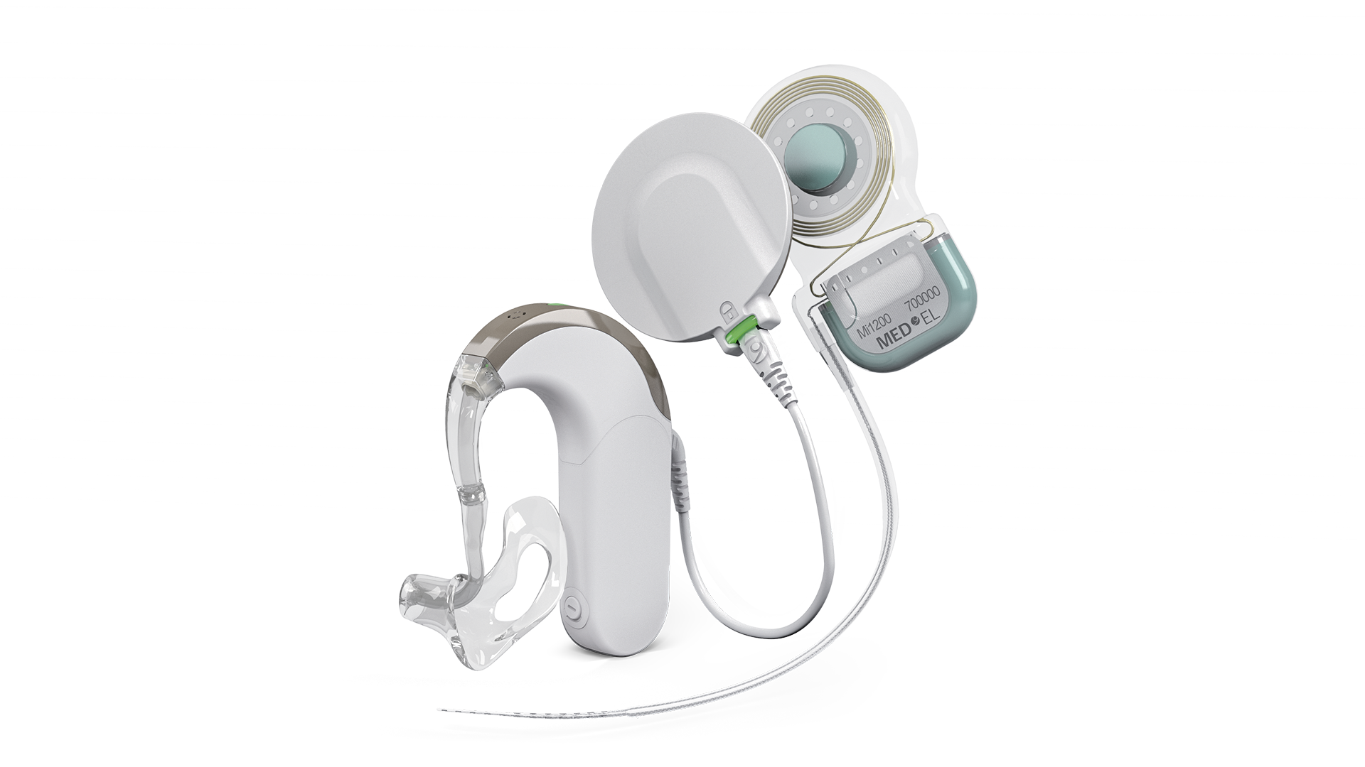 MED-EL Electric-Acoustic Stimulation Cochlear Implant System