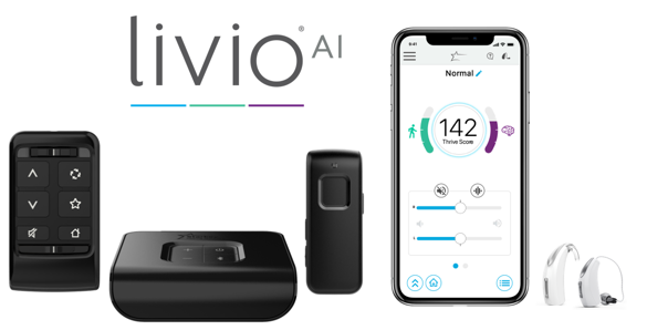 Livio AI products and accessories