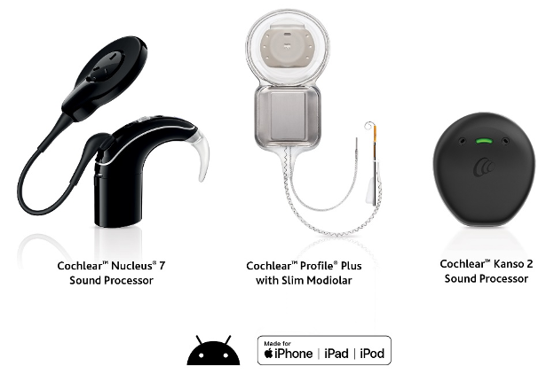 Cochlear products